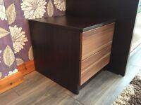 Bedside cabinet/drawers