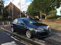 2006 56 Alfa Romeo 147 Ti 1.6 Petrol 5 Door Hatchback Fully Loaded Black Leather Seat Only £1350 ONO