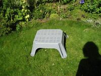 Large plastic Caravan step, Camper van, Motor home Step