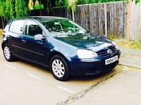 2004 Volkswagen Golf 5 Door hatch back......HPI Clear.