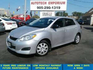 2012 Toyota Matrix Auto Air All Power Options&GPS*$39/wkly