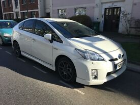 TOYOTA PRIUS WITH PCO