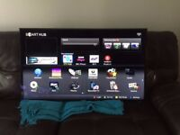 """Samsung 46"""" LED HD 3D Smart TV with Freeview"""