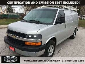 2010 Chevrolet Express 3500 NO WINDOWS! POWER OPTIONS!