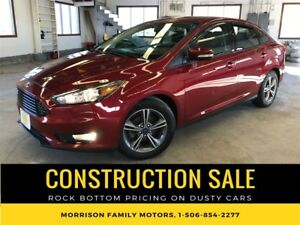 2016 Ford Focus SE *Rare 1.0L EcoBoost w/winter Pkg*
