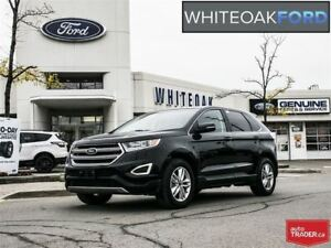 2016 Ford Edge SEL, factory certified, 1.9%apr-3.9%apr 24-72 mos