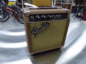 Amplificateur FENDER pour guitare acoustique