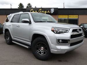 2015 Toyota 4Runner Limited - Navi, BU Cam, H/C Seats, 7 Pass.