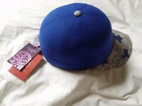 £40 Christy's British Ball Cap - Blue Medium 57cm
