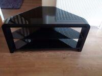 John Lewis corner TV stand