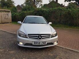 2008 Mercedes-Benz Clc Class 2.1 CLC200 CDI Sport 2dr @07445775115