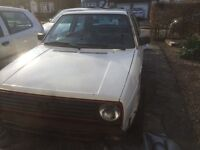 Mk2 Golf GTI Project for sale!