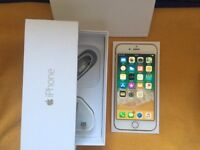iPhone 6(Unlocked|14 Day Guarantee|16GB|Deliver+Post|Apple|Gold) ||