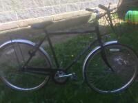Ladies and gentlemen Raleigh bike