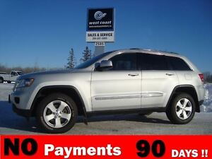 2012 Jeep Grand Cherokee Laredo *Htd Leather/Panoramic Roof*