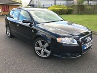 Audi A4 1.9 TDI S line Full leather interior 95k Miles only
