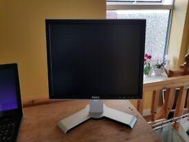 """Dell 17"""" UltraSharp monitor"""