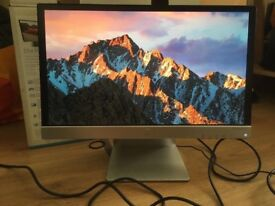 HP 22xi Pavilion Monitor for sale! (21.5inch IPS LED Backlit, barely been used)