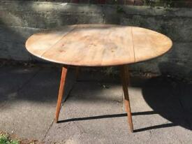 Ercol dining table £250