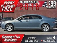 2009 Chevrolet Malibu LS - CHEAP ON GAS