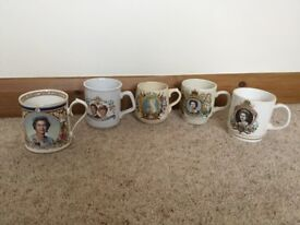 Mugs in Excellent Condition