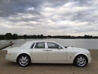 wedding car hire/ Rolls Royce/ Phantom/ Ghost/ Limo/ Classic Car/ S Class