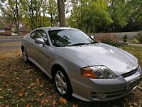 2004 Hyundai Coupe!60k miles only.Excellent condition.