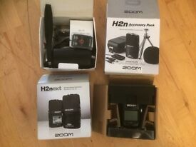 ZOOM H2n with Accessory Pack