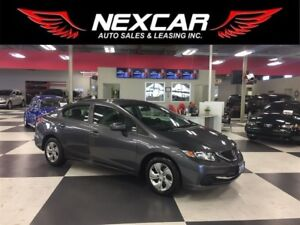 2015 Honda Civic LX AUT0 A/C BACKUP CAMERA H/SEATS BLUETOOTH 59K