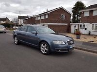 2006 AUDI A6 2.0T FSI,6 SPEED MANUAL,2 KEYS,115K MILES,07872346777