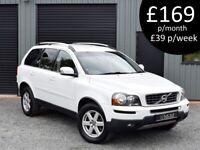 2011 Volvo XC90 2.4 D5 Active 7 Seater **FINANCE**WARRANTY** 4x4 ( not x5 q7 santa fe smax sharan