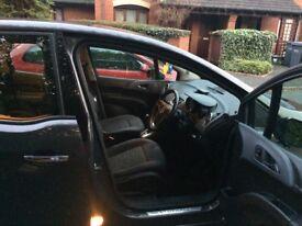 Vauxhall Meriva 2013 Vauxhall Meriva 1.4I Vvt 100Ps Tech Line AC 5-Door