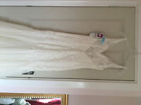beautiful brand new mori lee wedding dress size 6/8