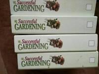 Gardening weekly part work magazines