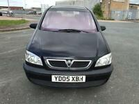 Vauxhall zafira 2.0 diesel