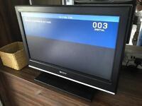 Sony tv 26in