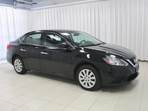 2017 Nissan Sentra HURRY IN TO SEE THIS BEAUTY!! SV SEDAN W/ PUS