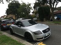 AUDI TT 225 1.8 turbo cheapest in the country