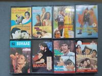 Bollywood Indian Music Cassettes Rare