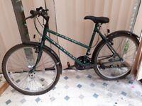 Bicycle Rayleigh