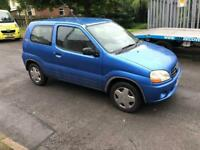 Suzuki ingis, 2001/Y, 81,000 Miles, good runner, mot nearly up £295 ono