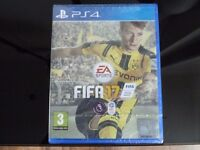 Fifa 17 - PS4 Game - Brand New & Sealed