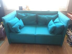 Beautiful Vitra style sofa ALCOVE must go this week. Designer design classic