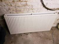 Stelrad radiator 1200 x 600mm double