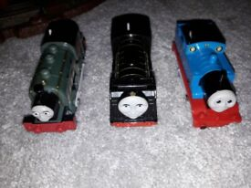Thomas the Tank Trackmaster Engines