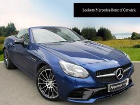 Mercedes-Benz SLC SLC 250 D AMG LINE (blue) 2016-06-22