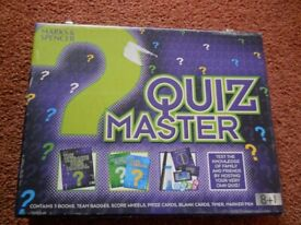 Quiz Master Game by Marks & Spencer