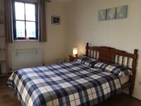 Spacious double bedroom available over summer