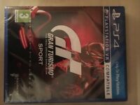 PS4 Playstation 4 Gran Turismo Game new sealed packaging