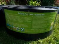 New 50m Heavy Duty Garden Lawn Edging RRP £160